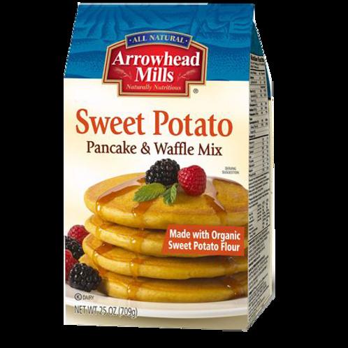 Mezcla Para Pancakes De Batata (Sweet Potato)