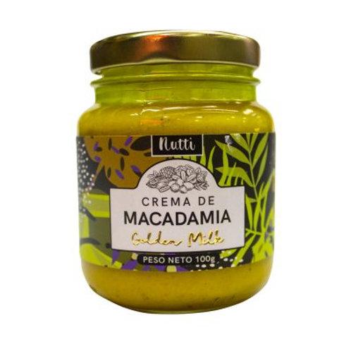 Crema de Nutti Macadamia con Super Foods 100g