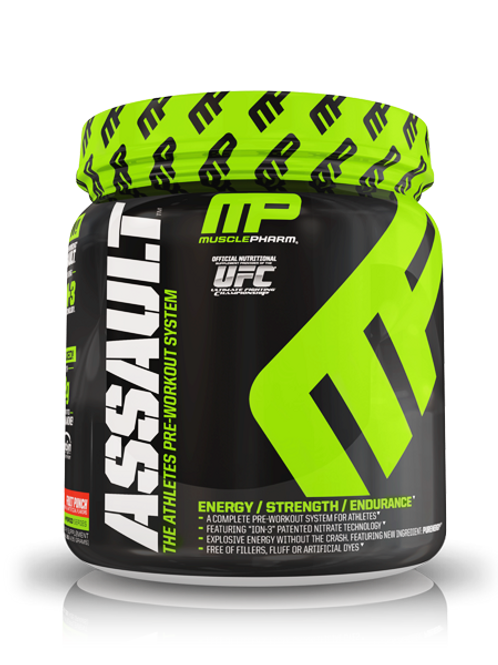 Assault Pre-Entreno Musclepharm