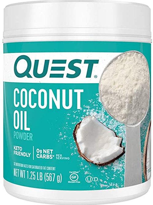 Aceite de coco en polvo Quest 1,25 lb