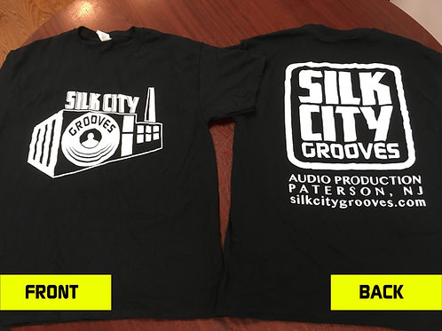 SILK CITY GROOVES T-SHIRT