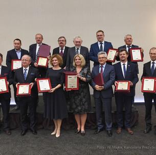 Nagroda Samorządowa im. Norberta Barlickiego 2020 w kategorii Firma Przyjazna Samorządowi