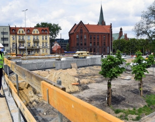 Bydgoszcz - rozbudowa ul. Kujawska