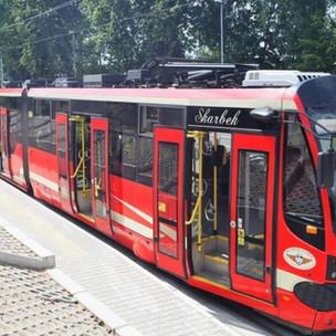 Zakończenie prac modernizacyjnych torowiska tramwajowego w Rudzie Śląskiej Goduli