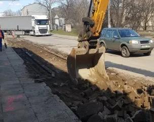 Modernizacja torowiska w Sosnowcu