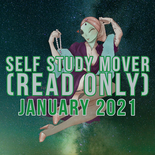 Self Study Mover (Read Only) - January 2021
