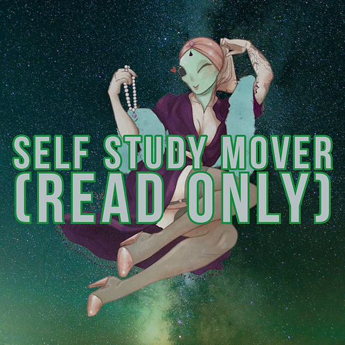 Self Study Mover (Read Only) - November 2020