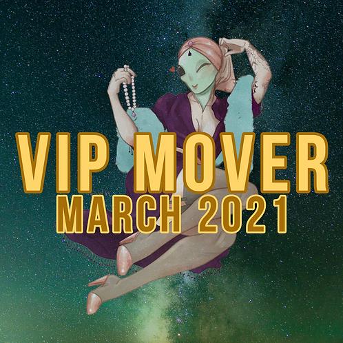 VIP Mover - March 2021