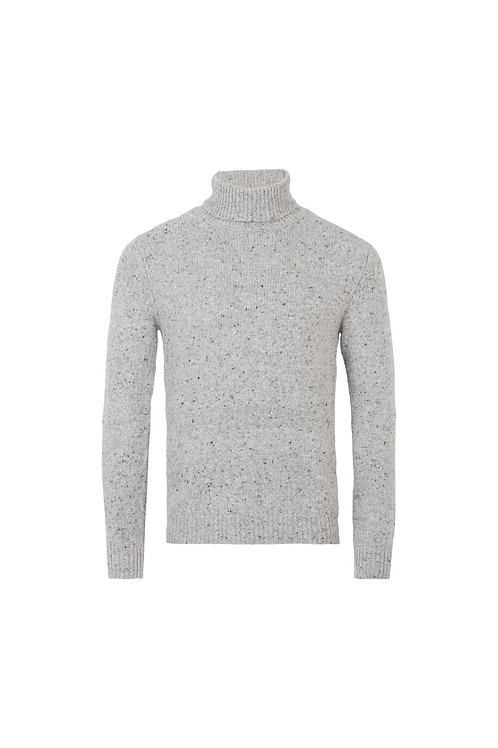 Donnegal Roll Neck
