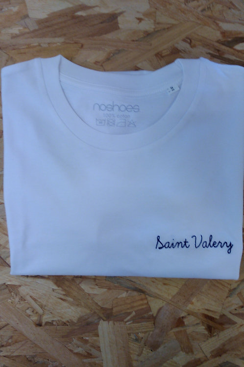 Broderie St Valery - Homme