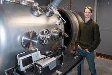 UK's biggest Hyper Velocity Gas Gun is i