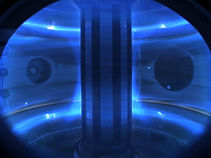 Could a small fusion power reactor in Ox