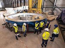 Japanese fusion reactor equipment startu