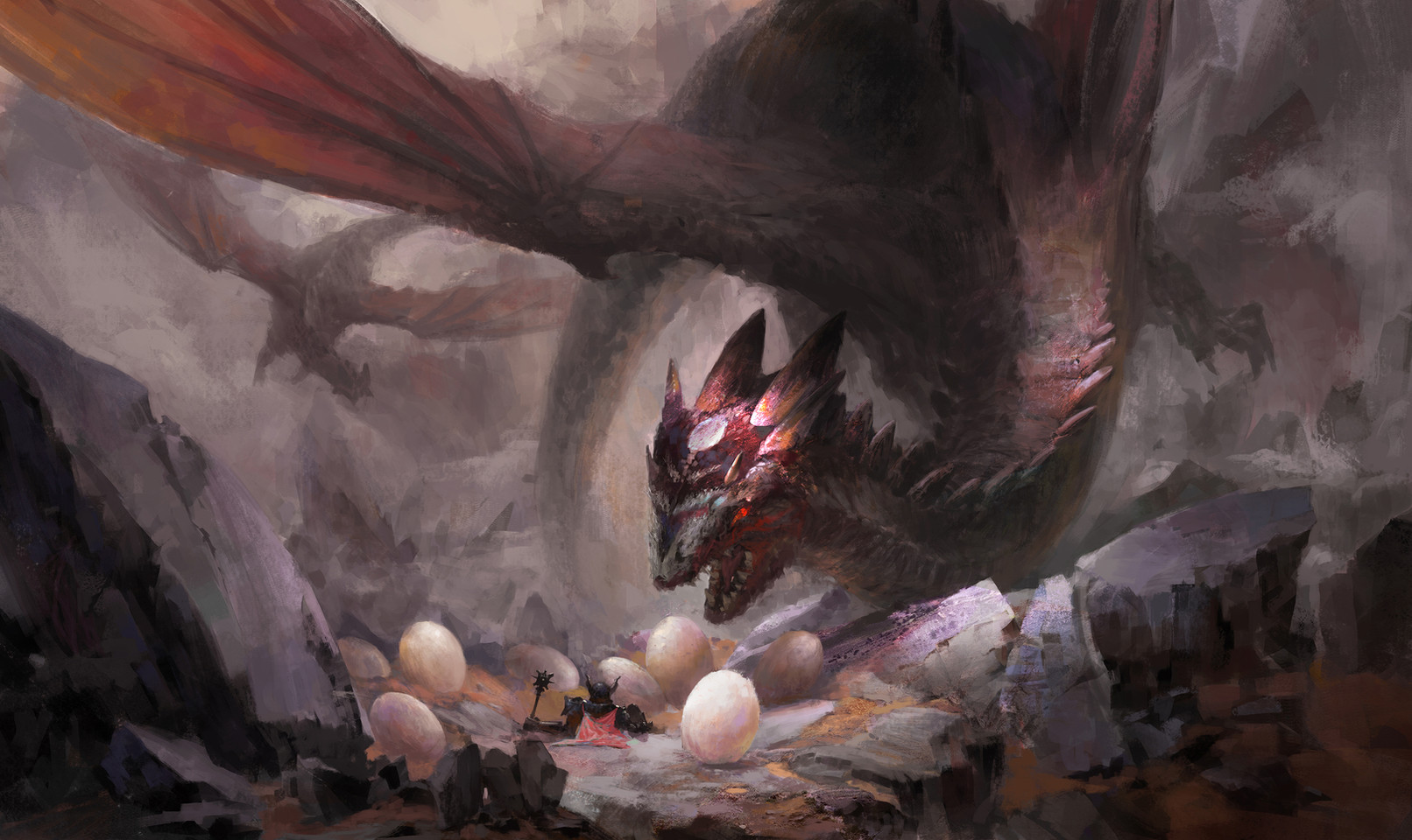 Dragon Nest Intruder Final