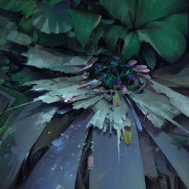 Moonflower For the Silent Magician