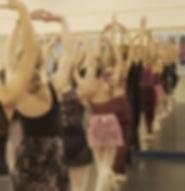 Ballet voor volwassenen beginners gevorderd