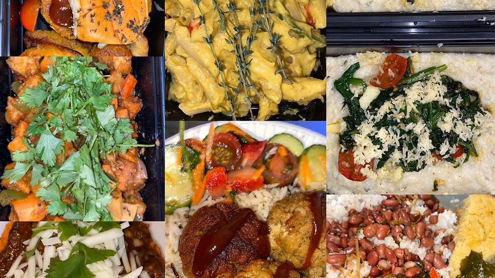 5 - Meal Sampler