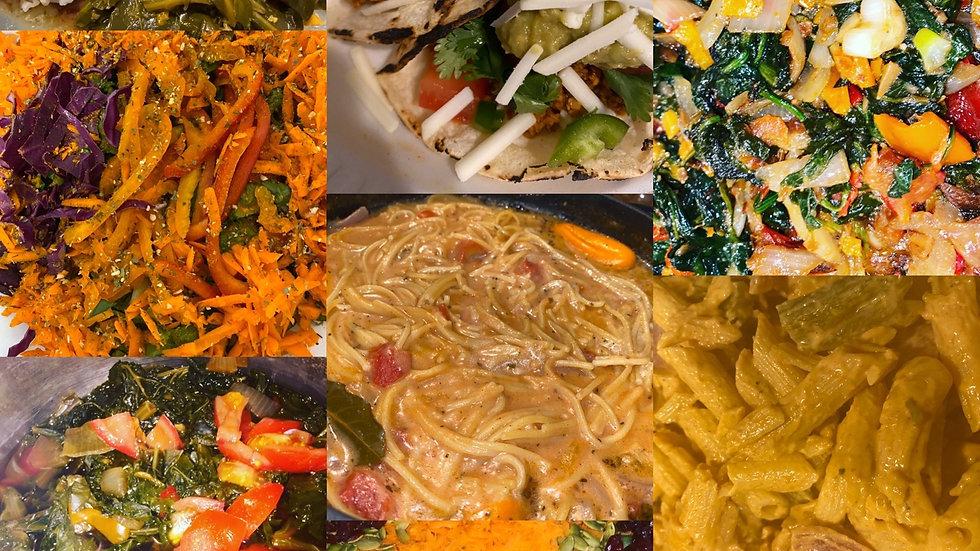 15 - Meal Plan