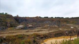 blue schist gneiss quarry