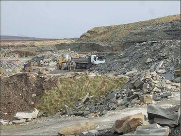 grey sandstone quarry ireland 5