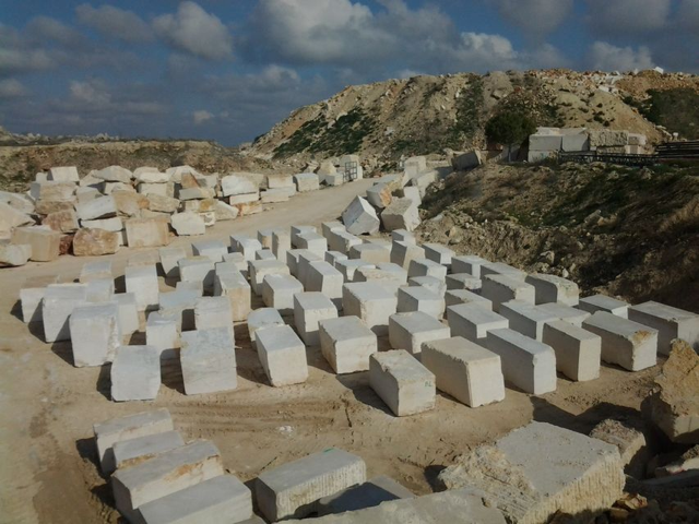Quarry - block storage