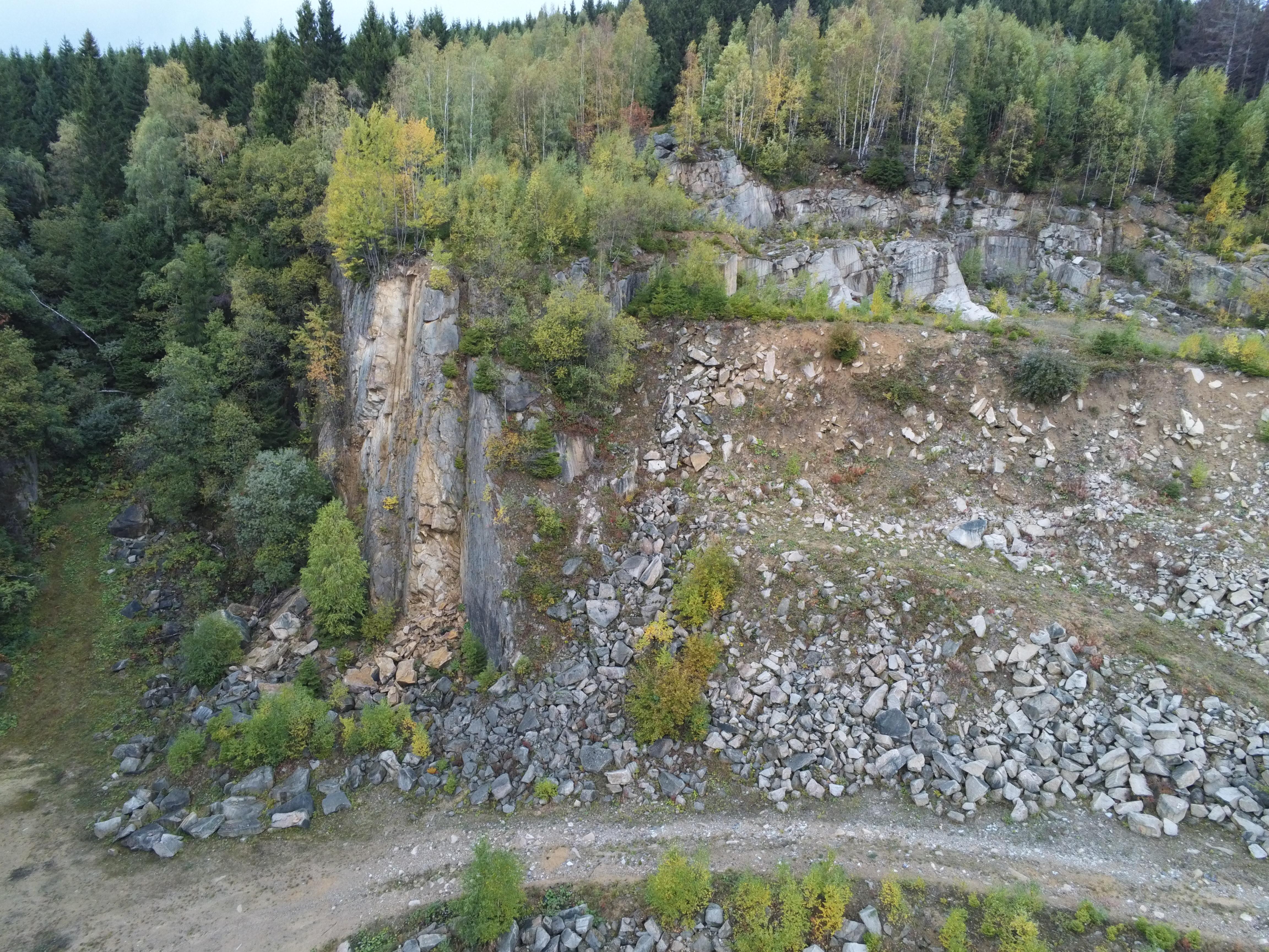 Granitsteinbrüche Harz D