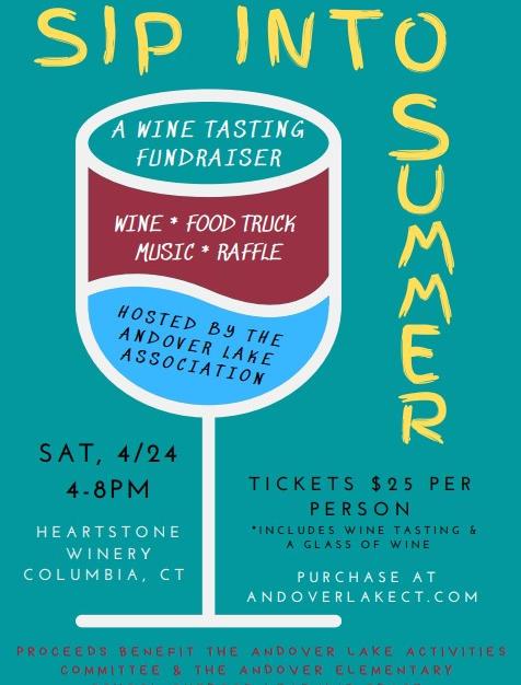 Wine Tasting 4/24/21