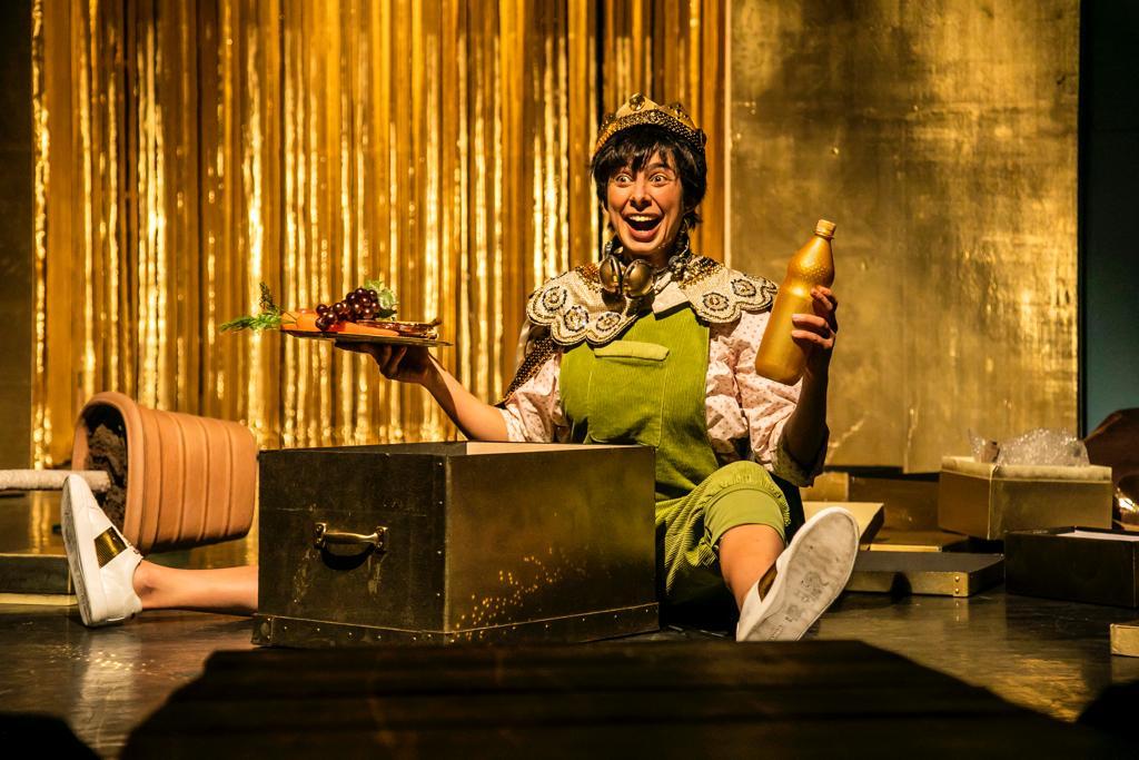 Gold! Oper Am Rhein © Jochen Quast