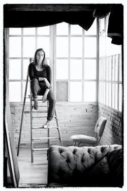 Amélie Saadia ©Premoli/Vermaut