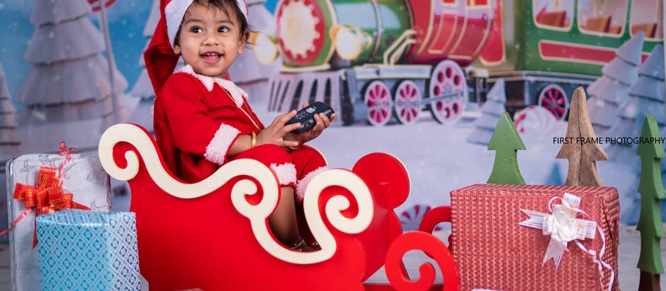 Kanishka Toddler Portraits