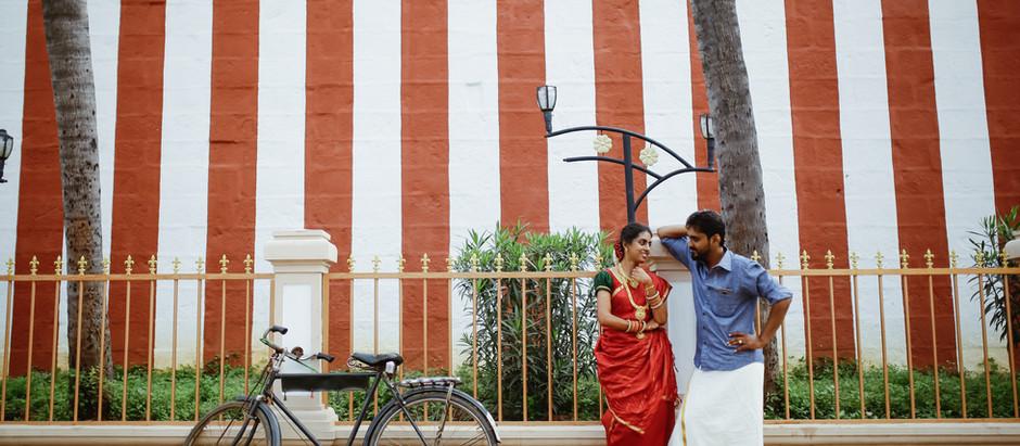 A Beautiful Wedding Story at Srirangam