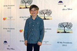 Jonah Beres - All My Presidents SIFF 2012