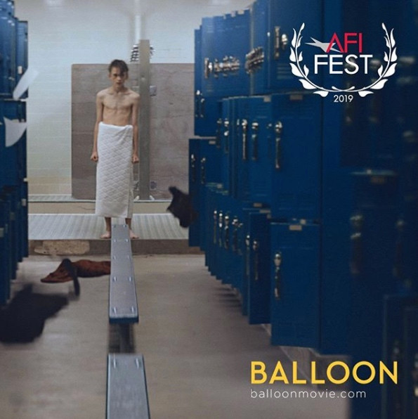 Jonah Beres AFI Fest official selection
