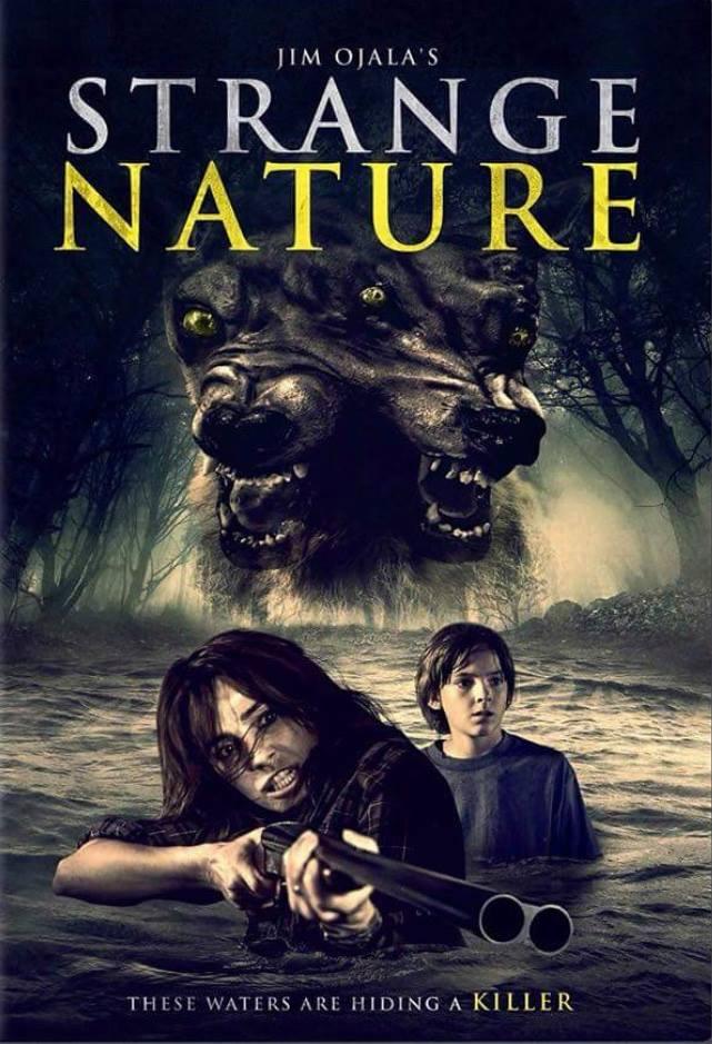 Jonah Beres Strange Nature Poster