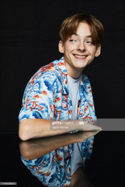 Jonah Beres Getty Entertainment and Pizzahut's ComicCon Activation 2019
