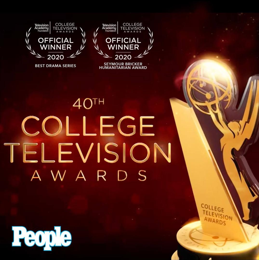 Jonah Beres - BALLOON Best Drama 40th College Television Awards
