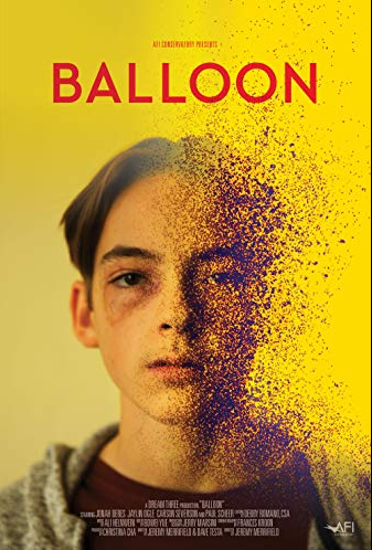 Balloon official movie poster
