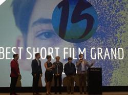 Jonah Beres HollyShorts Grandprix Winner 2019