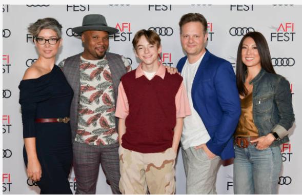 Jonah Beres Hollyshorts Film Festival 2020