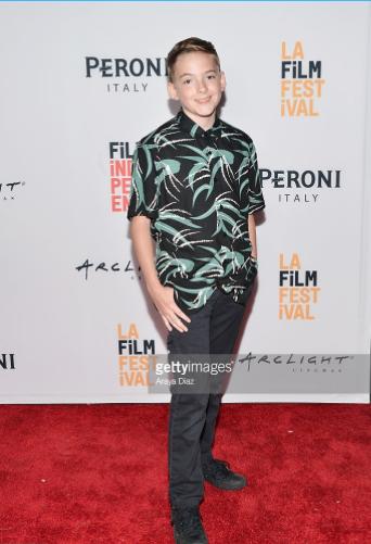 "Jonah Beres- LA Film Festival ""Girl Flu"" 2016"