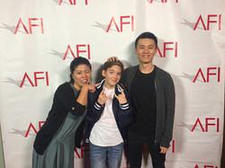 Jonah Beres AFI Screening of ALOUD