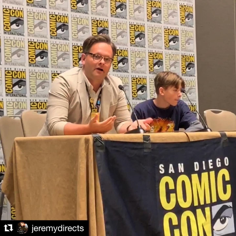 Jonah Beres Comic-Con