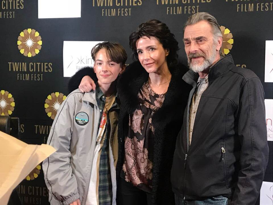 Jonah Beres Twin Cities Film Fest Premiere of Strange Nature Feb 2019