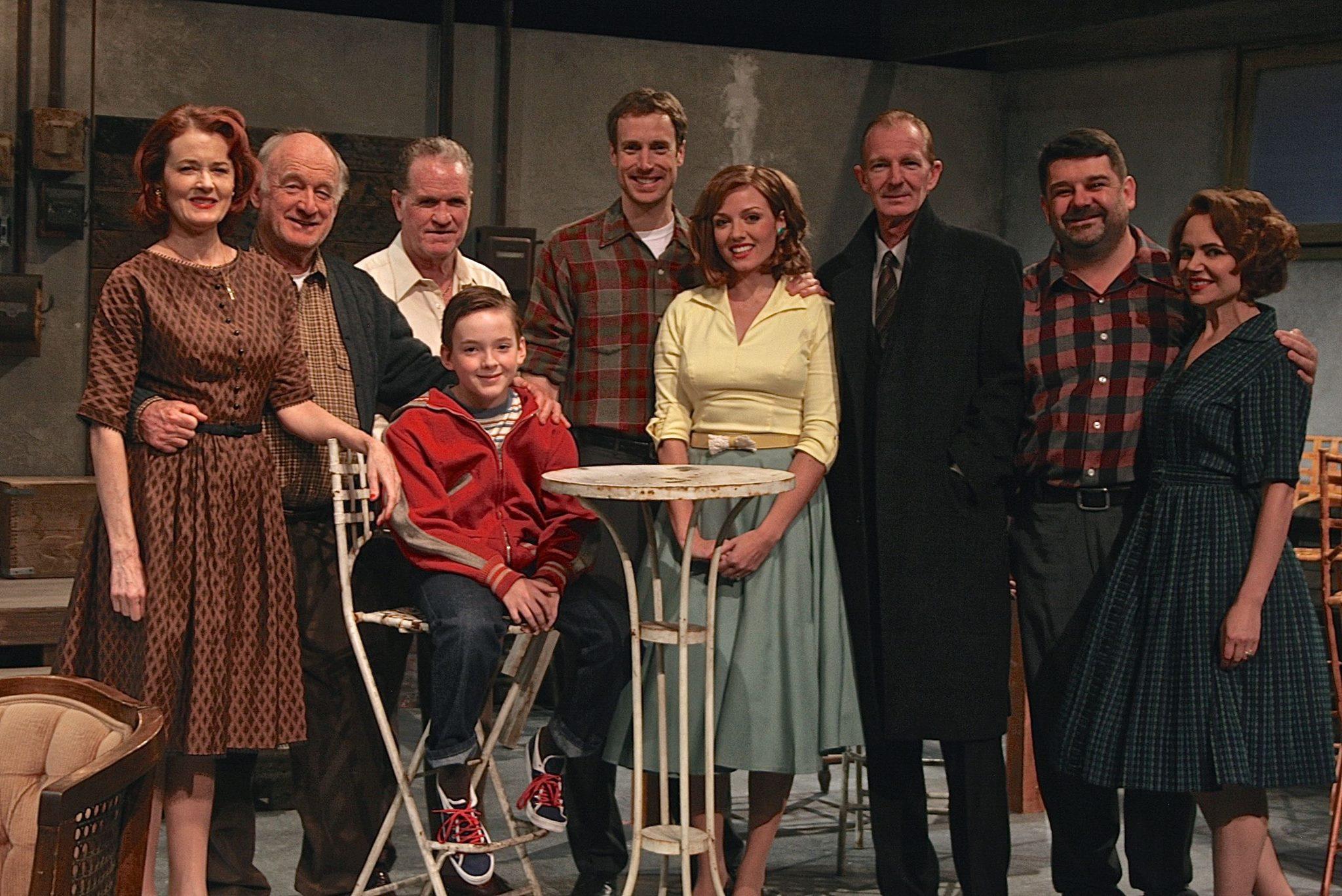 "Jonah Beres World Premiere ""Corktown"" Odyssey Theatre Los Angeles 2015"