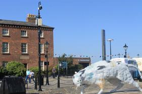The Beast of Albert Dock