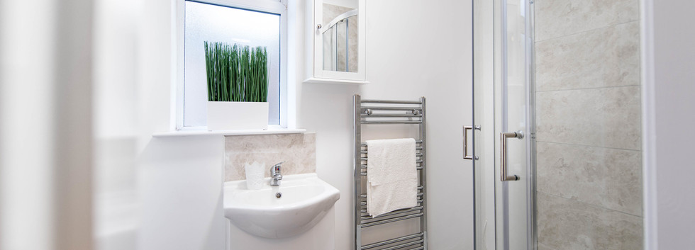 En-suite at 13 Rochdale Road