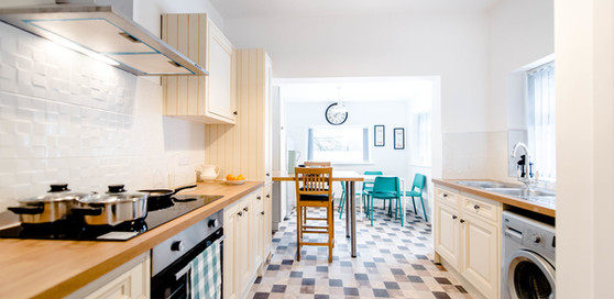 Kitchen at 13 Rochdale Road
