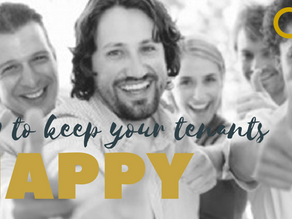 5 Ways to Keep Your Tenants Happy