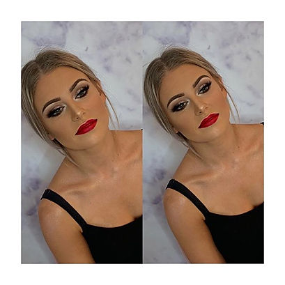 Smokey eye and a red lip haven't done th