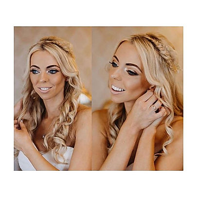 BRIDAL MAKEUP 💖💄_One of this years bea